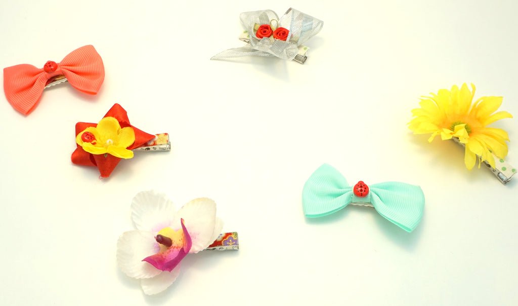 Artsy Hair Clip Collection