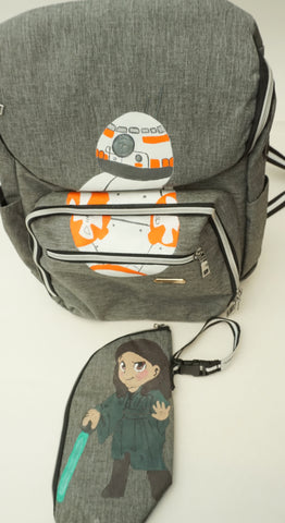 Limited Edition Star Wars Backpack Collection