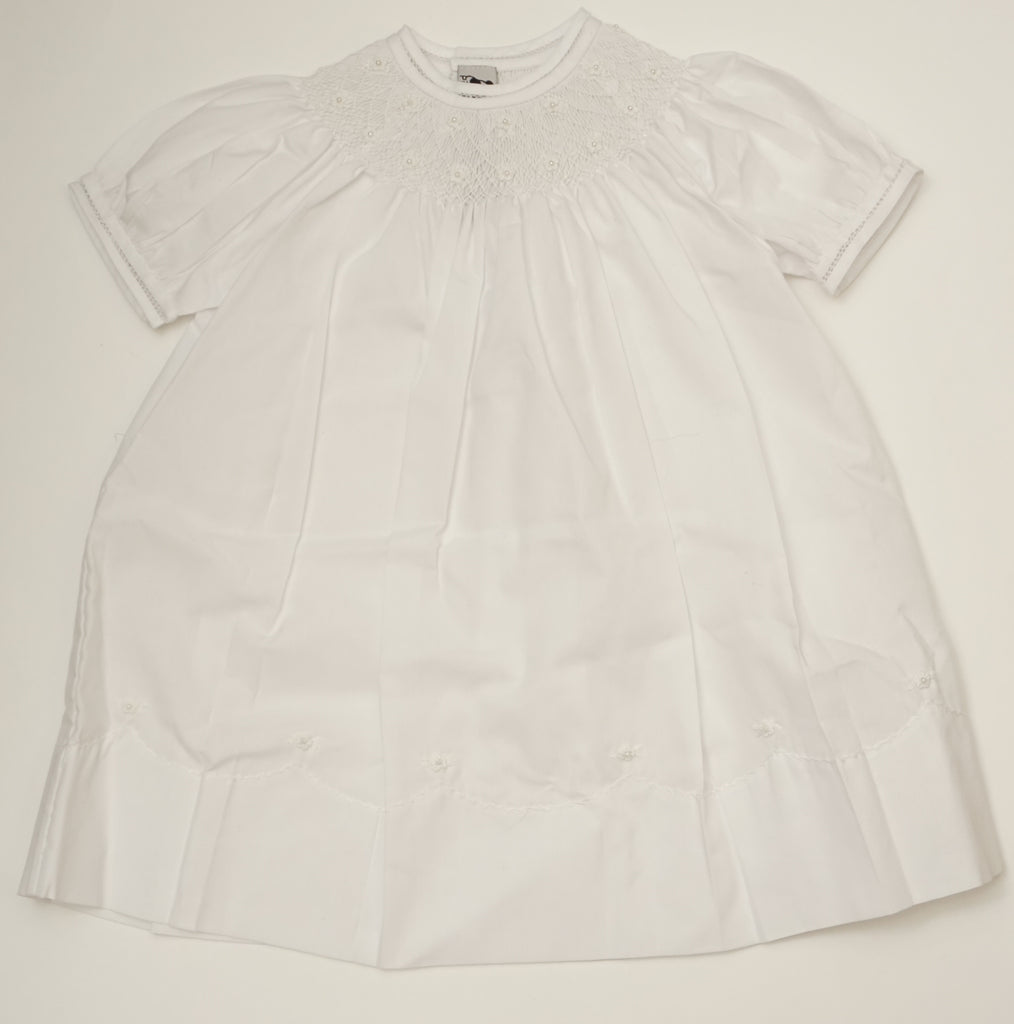 Lace White Baby Dress