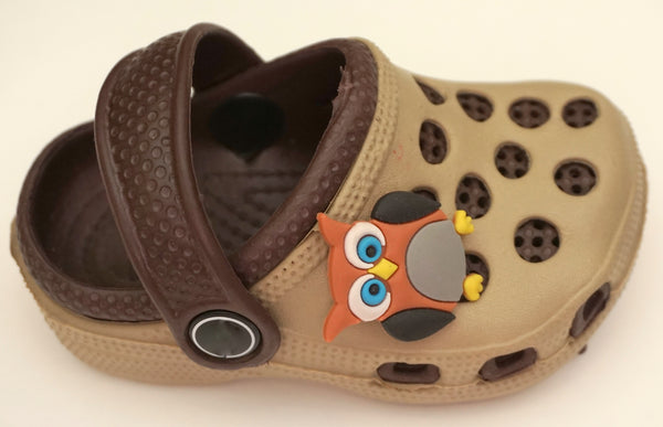 Brown Owl Crocky Footwear