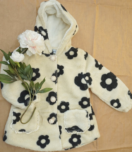 Come and Bear Me Flowers Coat