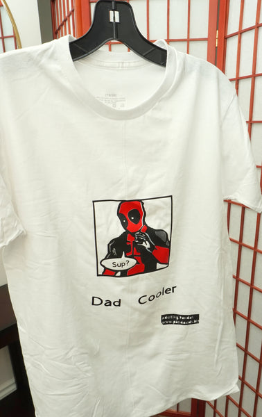 Deadpool Dad Cool Shirt