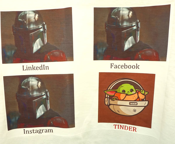 (Male) Mandalorian Four Profiles