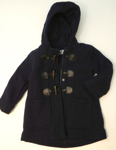 Mayhem Navy Coat