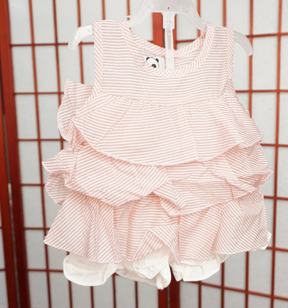 Ruffle My 2Pc Outfit