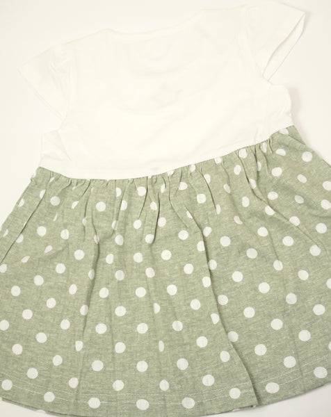 Star and Polka Dots Dress