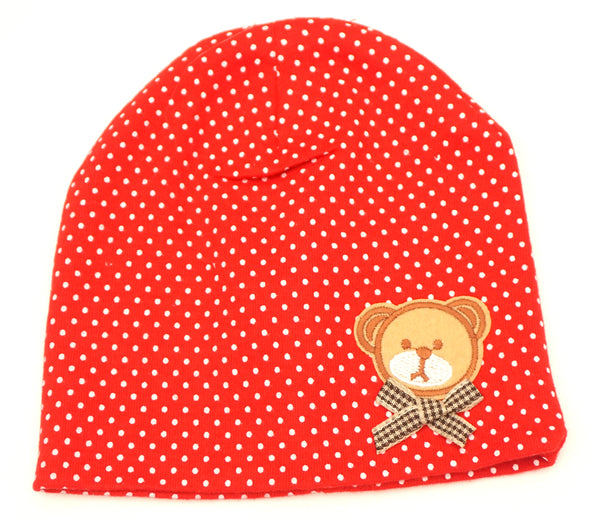 Bear-y Cute Beanie Hat