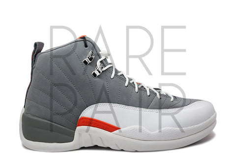 "Air Jordan 12 Retro ""Cool Grey"" - Rare Pair"