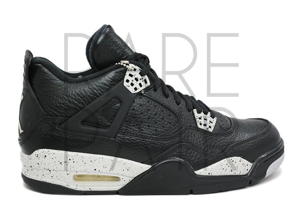 "Air Jordan 4 Retro LS ""2015 Oreo"""