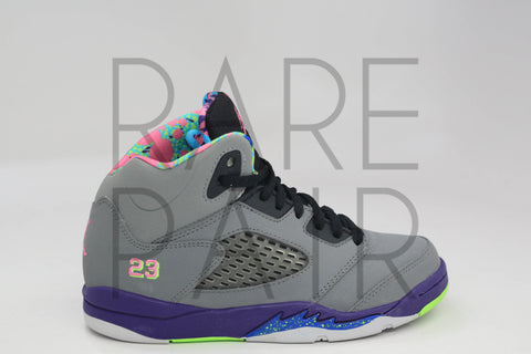 "Air Jordan 5 Retro (GS) ""Bel Air"" - Rare Pair"