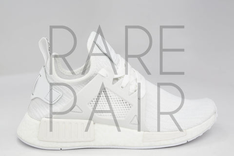 "NMD_XR1 PK ""White"" - Rare Pair"