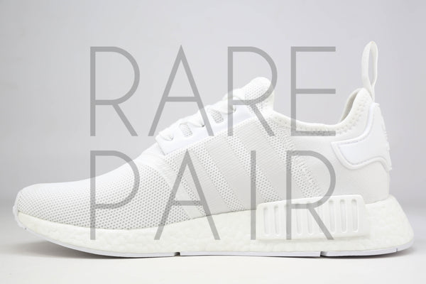 "NMD_R1 ""Triple White"" - Rare Pair"