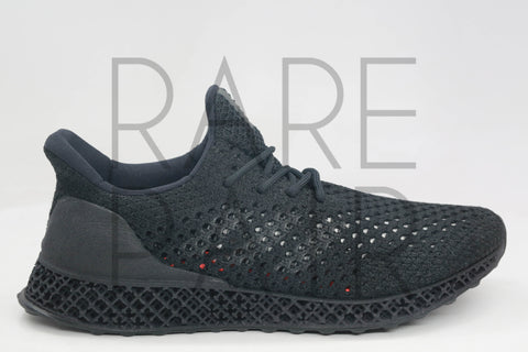 "Adidas 3D Runner ""Black"" - Rare Pair"