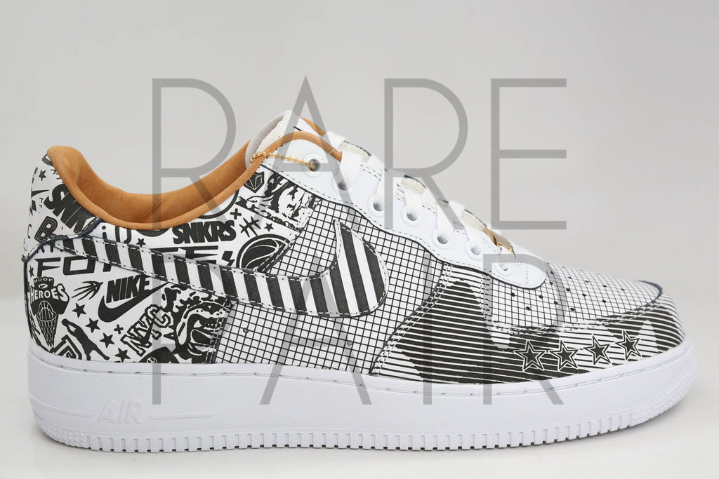 huge selection of 3f884 aa4e1 Nike Air Force 1 PRM NYC
