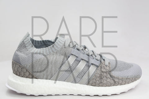 "Adidas EQT Support Ultra PK ""Pusha T: Grey"" - Rare Pair"