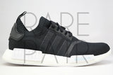 "NMD_R1 PK ""Black MonoChrome"" - Rare Pair"