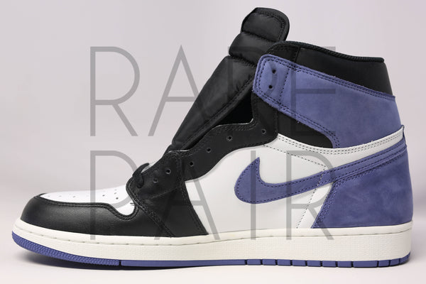"Air Jordan 1 Retro High OG ""Best Hand In the Game : Blue Moon"""