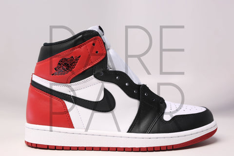 "Air Jordan 1 Retro High OG ""2016 Black Toe"""