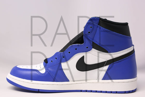 "Air Jordan 1 Retro High OG ""Game Royal"" - Rare Pair"