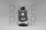 "Air Jordan 9 Retro ""2012 Cool Grey"" - Rare Pair"