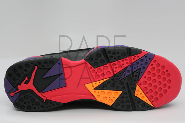 "Air Jordan 7 Retro ""2012 Raptor"" - Rare Pair"