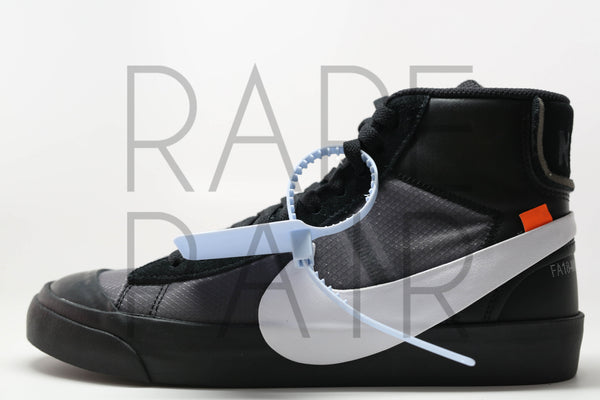 "Nike Blazer Mid ""Off-White Spooky Pack: Grim Reaper"""