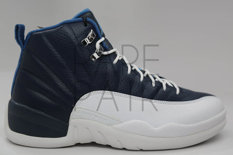 "Air Jordan 12 Retro ""2012 Obsidian"" - Rare Pair"