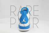 "Air Jordan 4 Retro (GS) ""2012 Military Blue"" - Rare Pair"