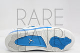 "Air Jordan 4 Retro (GS) ""2012 Military Blue"""