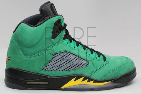 "Air Jordan 5 Retro ""Oregon"" - Rare Pair"