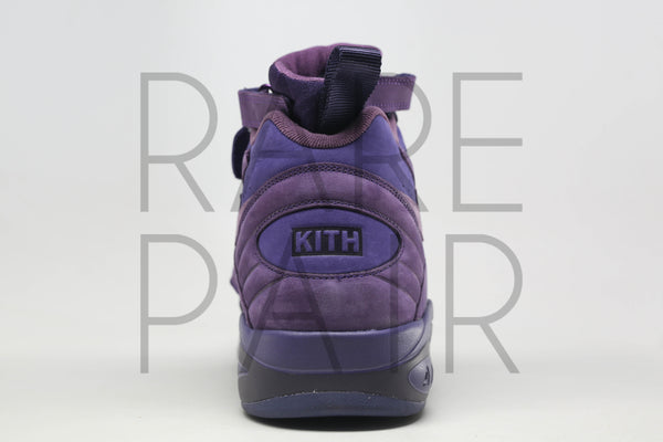 "Nike Air Maestro II High ""Kith: Purple"" - Rare Pair"