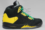 "Air Jordan 5 Retro ""Oregon Duckman"" - Rare Pair"