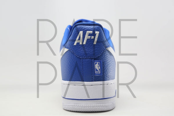 "Air Force 1 '07 LV8 ""NBA Statement Game: Blue"""