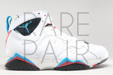 "Air Jordan 7 Retro ""Orion"" - Rare Pair"