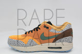 "Nike Air Max 1 Premium QS ""2016 Safari"" - Rare Pair"