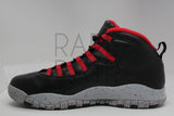 "Air Jordan 10 Retro ""PSNY Black"" - Rare Pair"