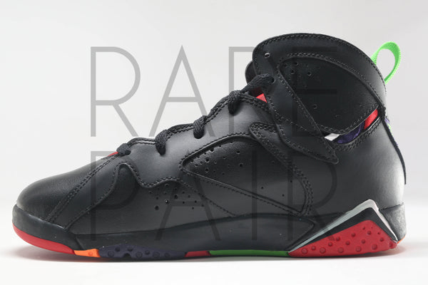 "Air Jordan 7 Retro ""Marvin the Martian"" - Rare Pair"
