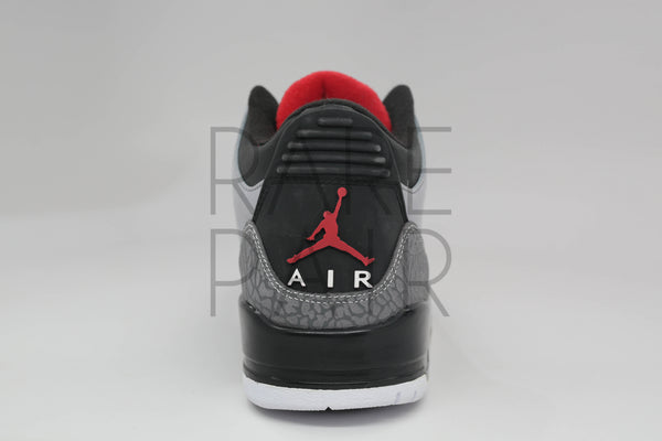 "Air Jordan 3 Retro ""Stealth"" - Rare Pair"