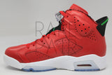 "Air Jordan 6 Retro Spizike ""History Of Jordan"" - Rare Pair"