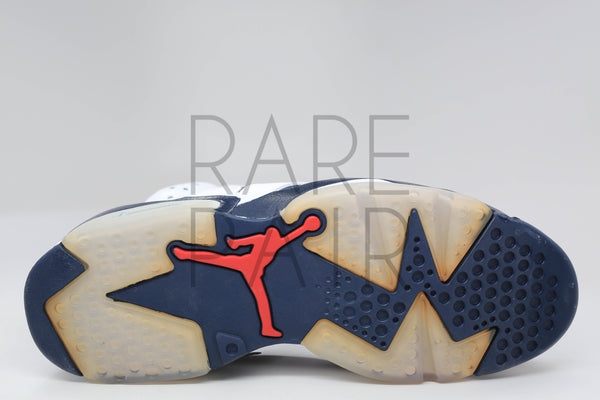 "Air Jordan 6 Retro ""2012 Olympic"""