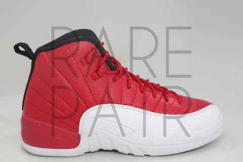 "Air Jordan 12 Retro ""Alternate"" - Rare Pair"