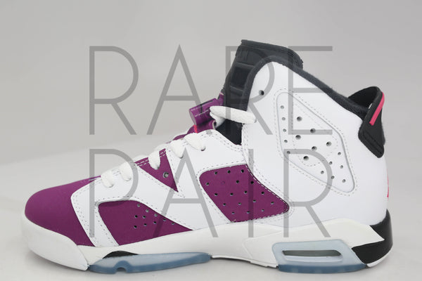 "Air Jordan 6 Retro GG ""Vivid Pink"" - Rare Pair"