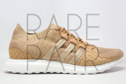 "EQT Support Ultra PK KingP ""Pusha T: Brown Paper Bag"" - Rare Pair"