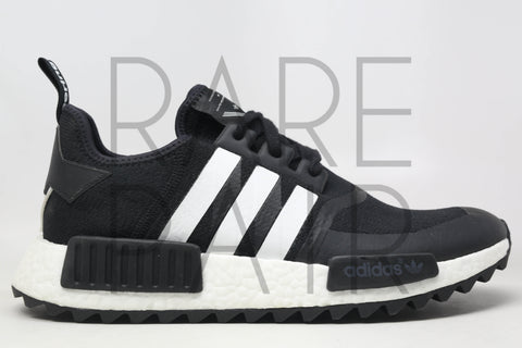 "WM NMD Trail PK ""White Mountaineering: Black"" - Rare Pair"