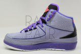 "Air Jordan 2 Retro ""Iron Purple"" - Rare Pair"