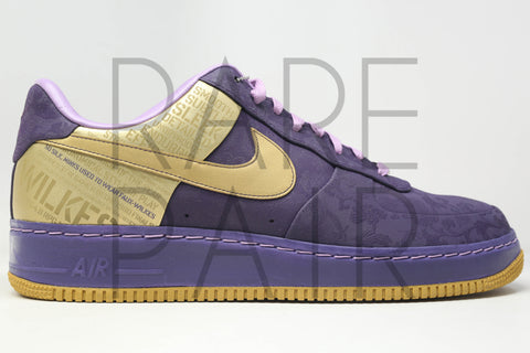 "Air Force 1 Sprm '07 (Wilkes) ""Jamaal Wilkes"" - Rare Pair"