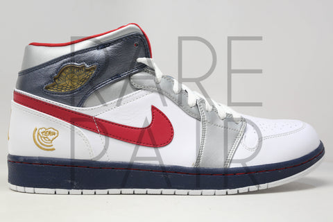 "Air Jordan 1 Retro ""Olympic"" - Rare Pair"