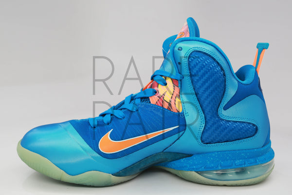 "Lebron 9 ""China"" - Rare Pair"