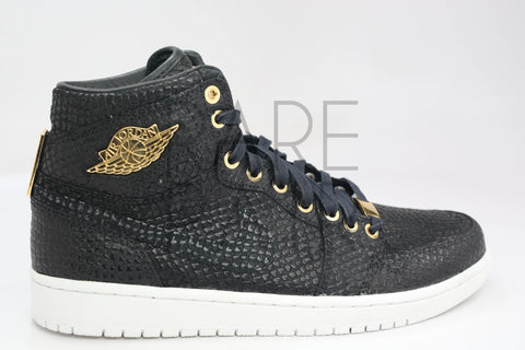 "Air Jordan 1 Pinnacle ""Black Pinnacle"" - Rare Pair"