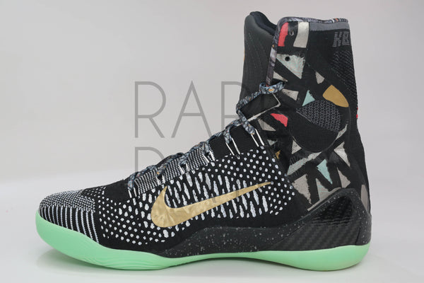"Kobe IX Elite ""NOLA Gumbo League"" - Rare Pair"